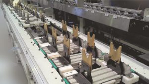 crank shaft conveyor
