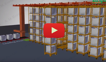 Bags Storage & Loading System
